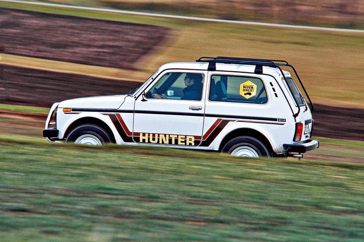 В Германии УАЗ, Ниву и ГАЗ-24 назвали «экзотикой с задатками классики»