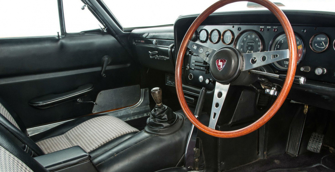 Mazda Cosmo Series I