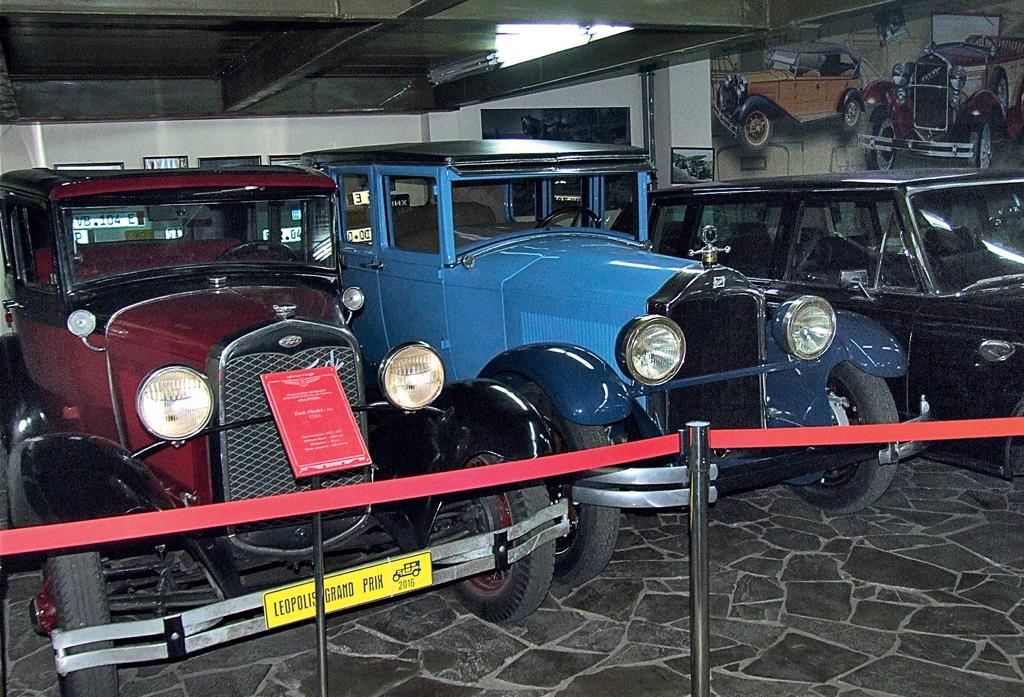 Запорожский музей «Фаэтон»