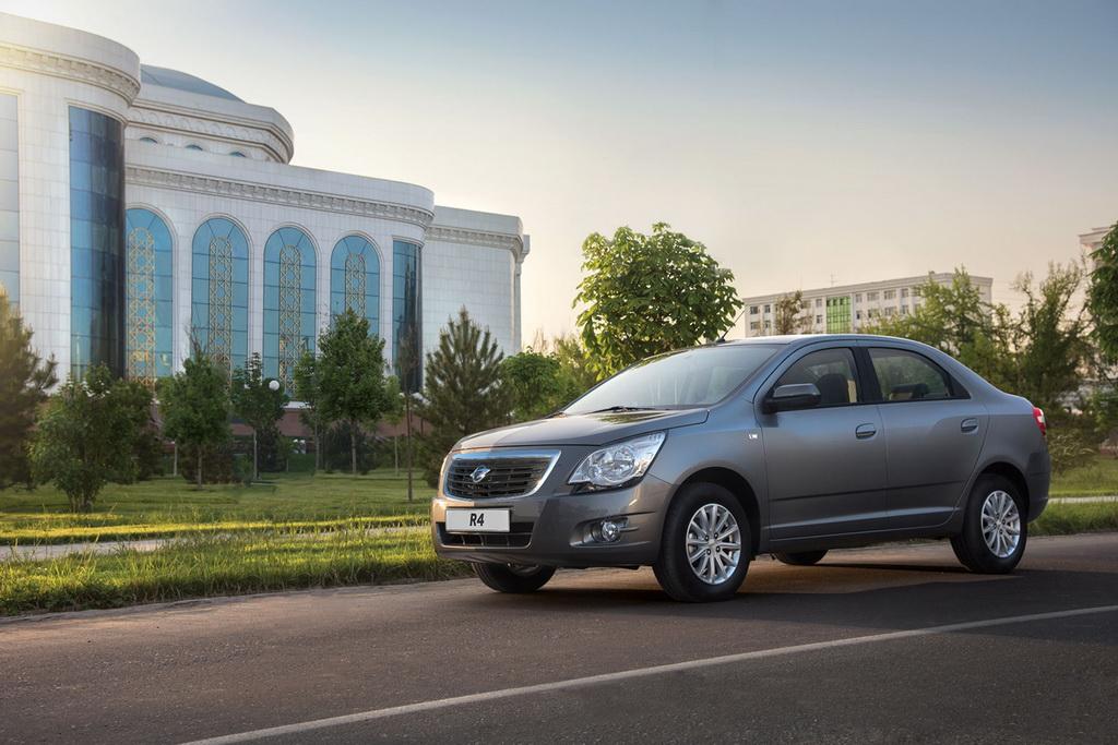 ВУкраинском государстве началась продажа Ravon R4