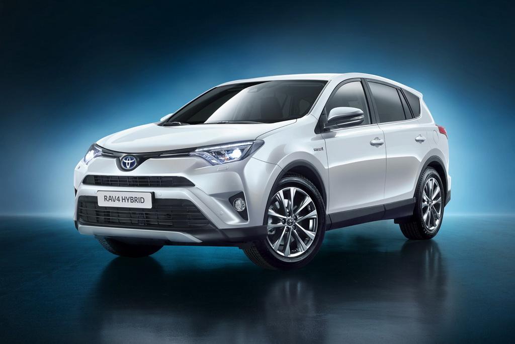 Тойота объявила русские цены нановый Prius