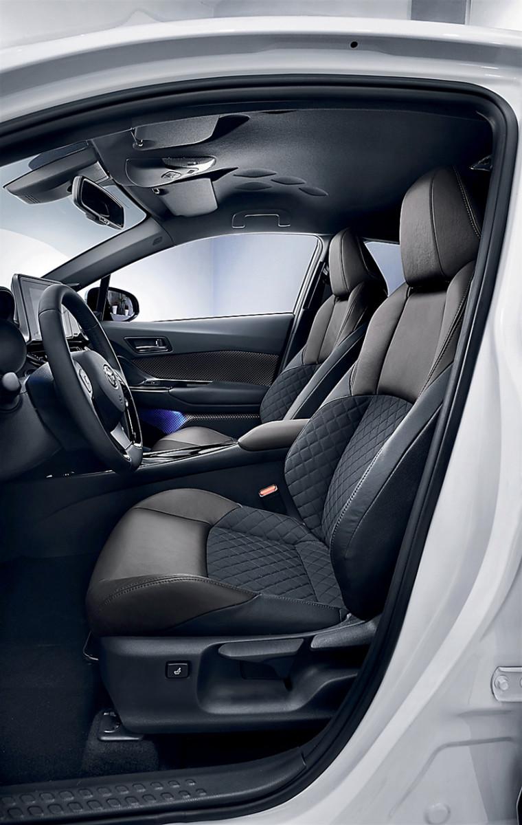 Toyota C-HR