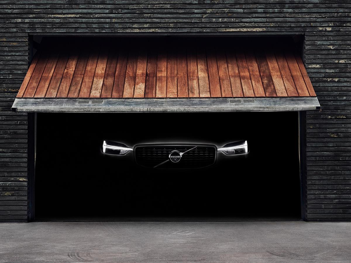 Volvo XC60 2018: первые фото нового кроссовера Вольво
