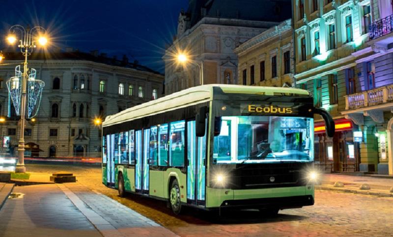 Производители автобусов и троллейбусов в Украине