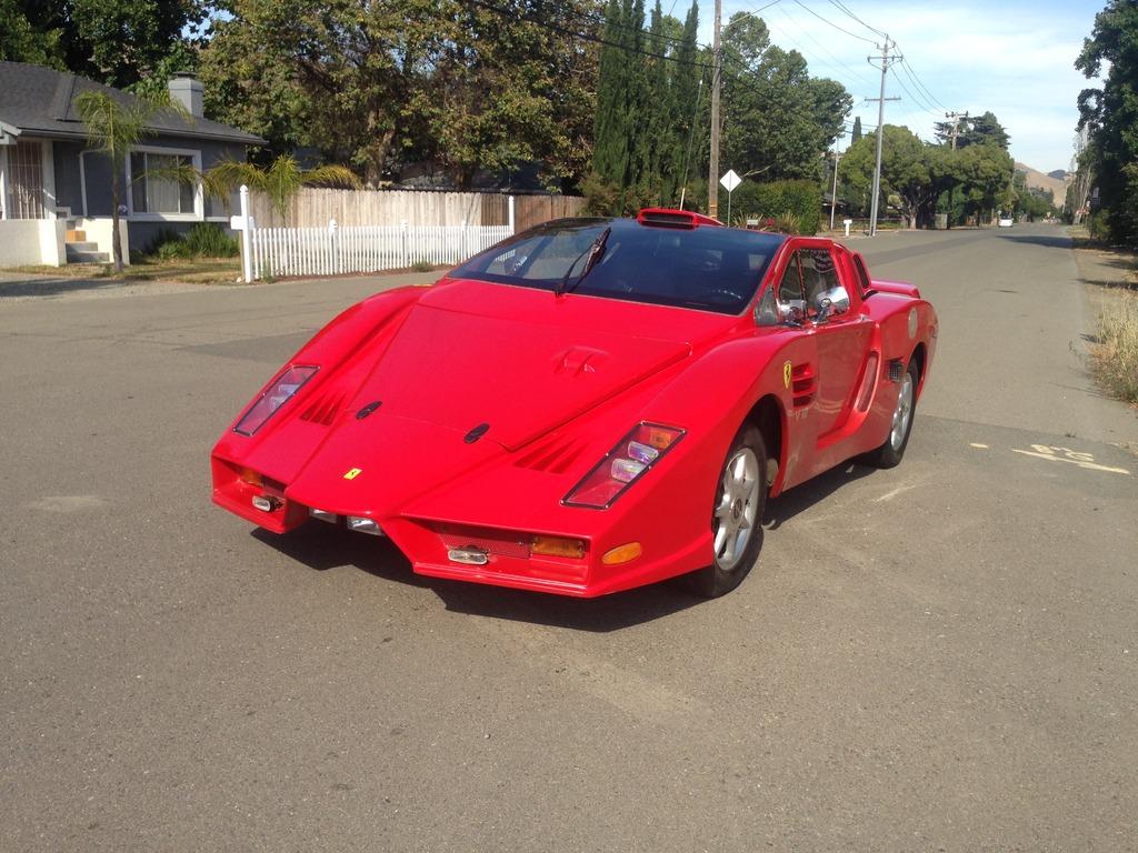 Мастерская в Испании создавала поддельные Ferrari и Lamborghini