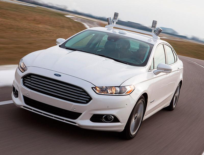Ford инвестирует миллиард в беспилотные автомобили