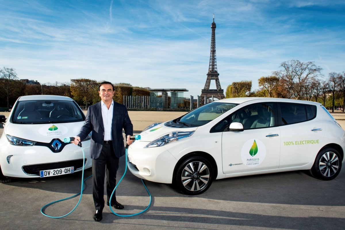 Продажи электромобилей вевропейских странах взлетели доисторического максимума