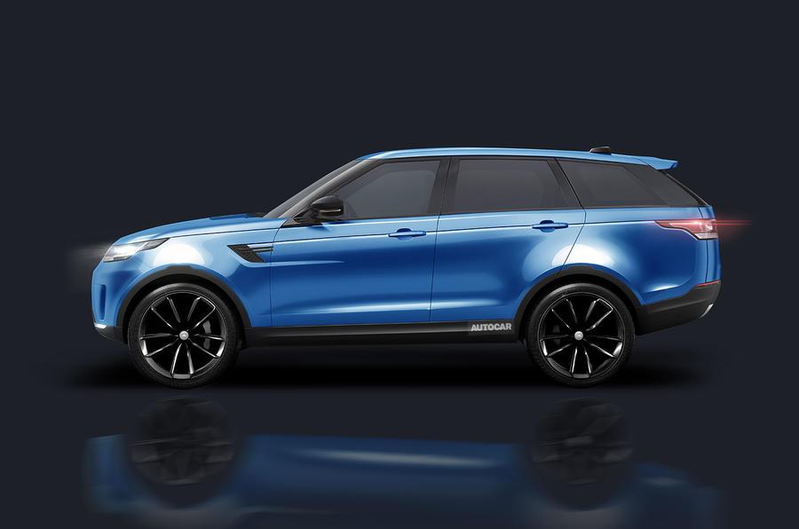 Range Rover Velar. Каким будет первый купе-кроссовер Рейндж Ровер