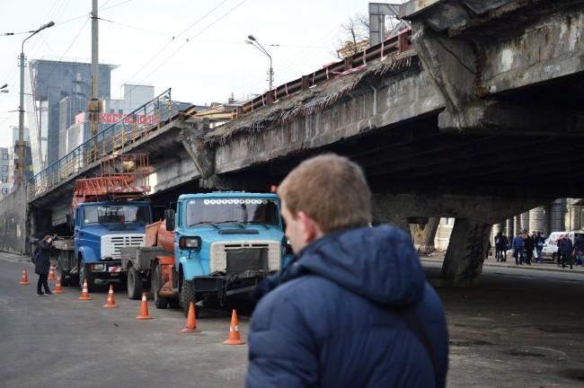 Реконструкция Шулявского моста: представлены проекты новой развязки