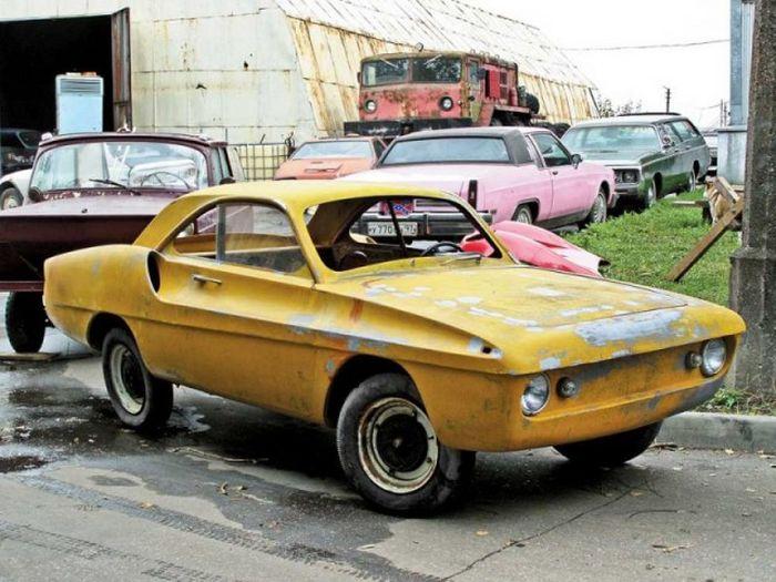 Украинский Порше: история купе ЗАЗ Спорт-900