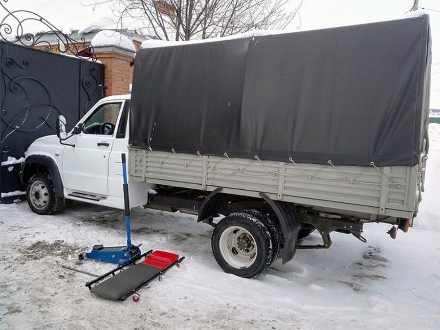 Новый грузовик УАЗ Карго стал похожим на Газель