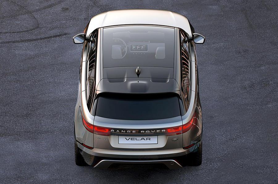 Новый Range Rover Velar представлен официально