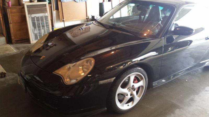 Американец накатал на спорткаре Porsche почти 1 миллион км