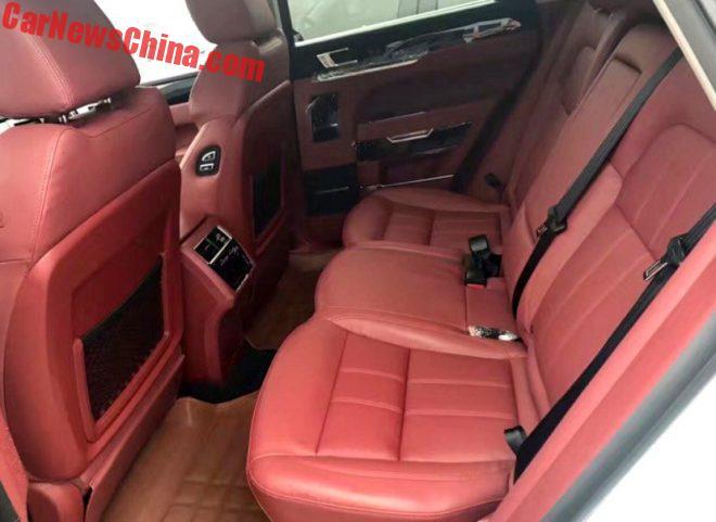 Zotye T700 – китайский кроссовер в стиле Range Rover Sport
