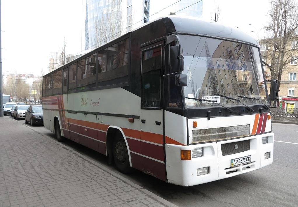 Автобус Prima TL с двигателем Skoda LIAZ