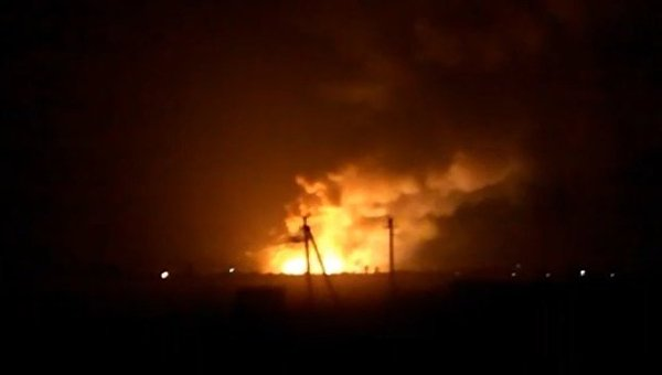 Взрывы в Балаклее. На Харьковщине ограничено движение по ряду дорог