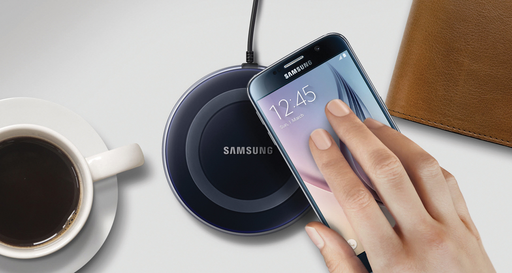 Беспроводные зарядные устройства для мобильных телефонов