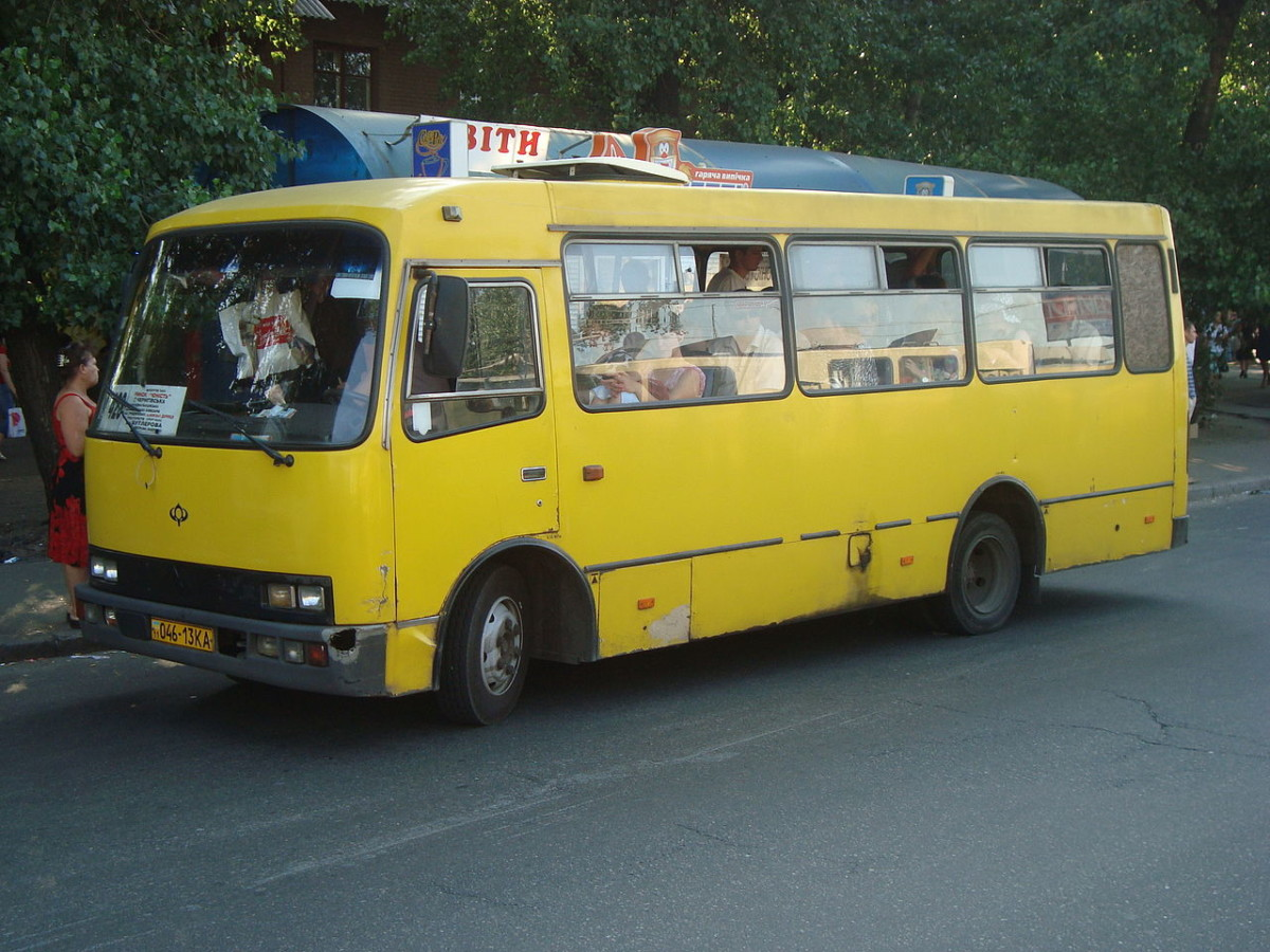 Проезд в маршрутке Киева за два десятилетия подорожал в 10 раз.
