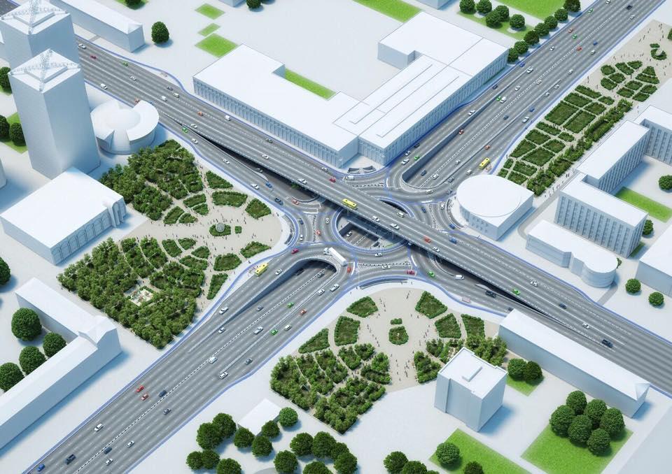 В Киевраде рассказали каким будет новый мост на Шулявке