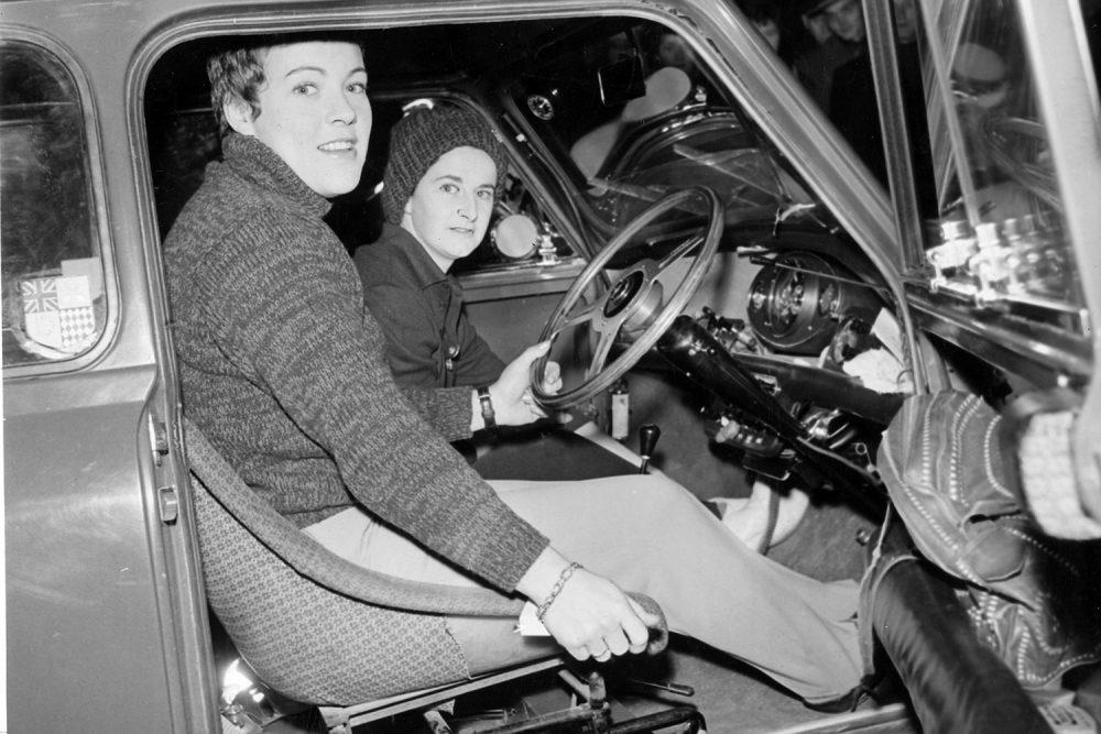 Самые знаменитые женщины в автоспорте