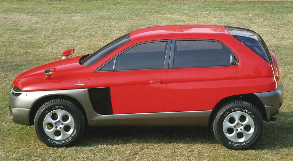 Alfa Romeo Sportut