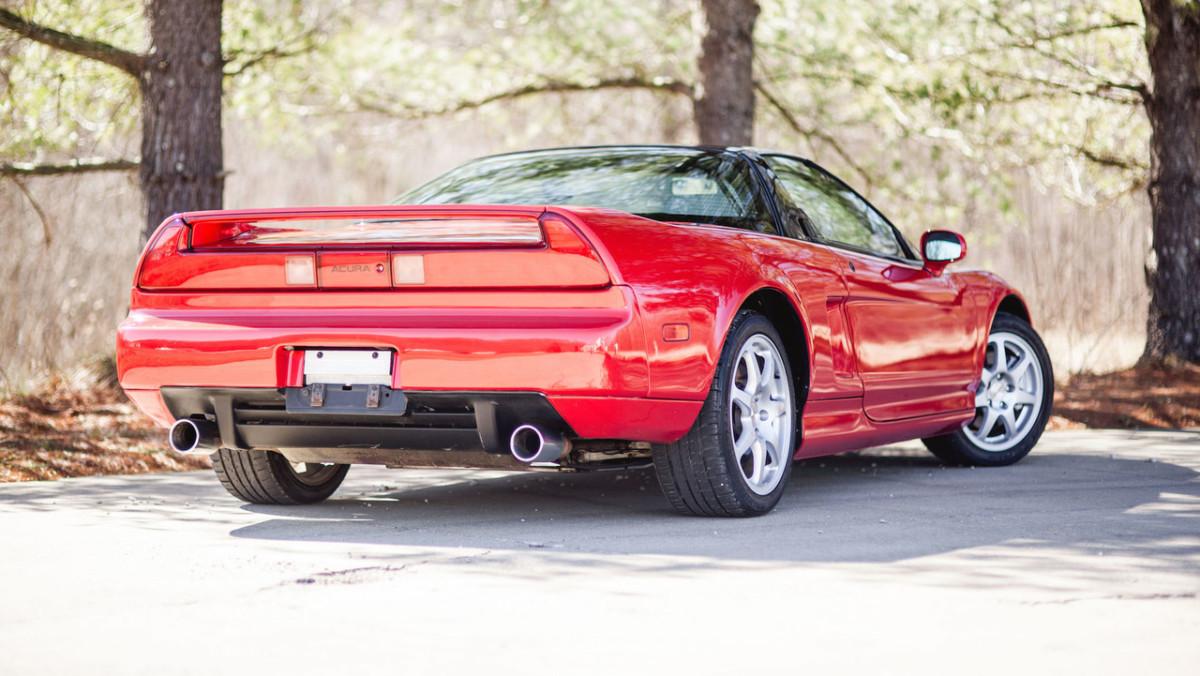 Acura NSX Zanardi Edition
