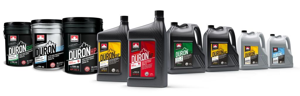 Новое поколение масел DURON - стандарта РС-11