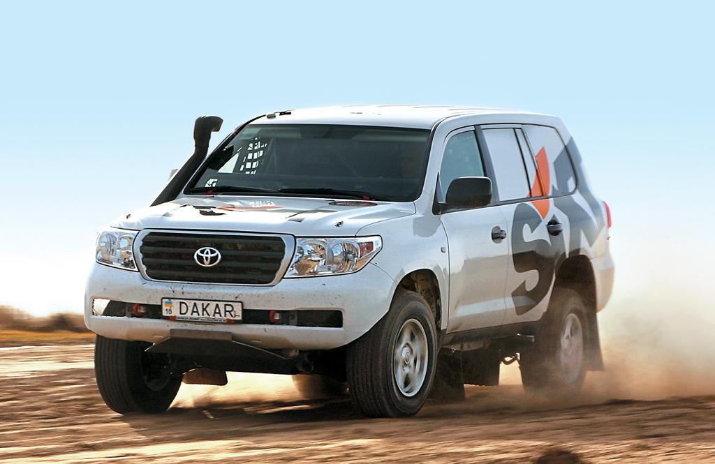 Toyota Land Cruiser 200 Т2