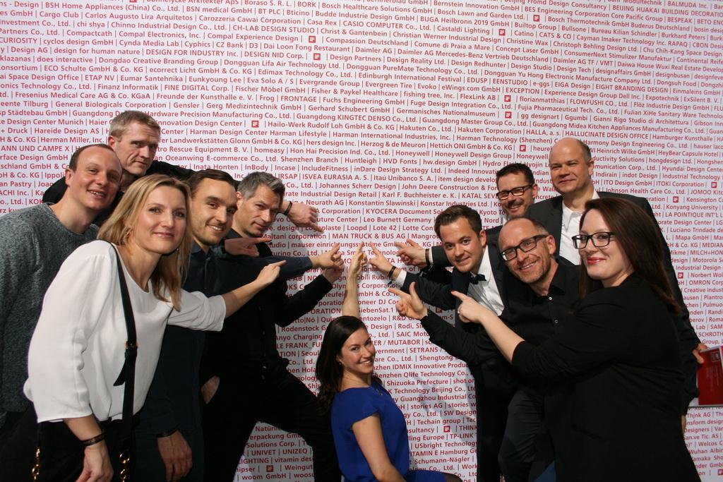 Команда дизайнеров MAN Truck & Bus довольна победе в конкурсе iF Design Award 2017