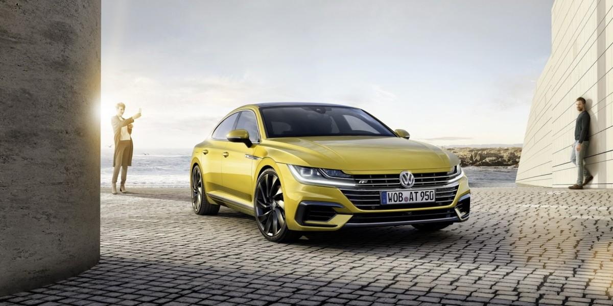 Секреты Volkswagen Arteon раскрыты в новом видео