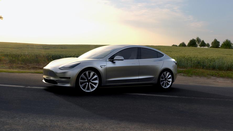 Электромобиль Tesla Model 3 получит заряженную версию