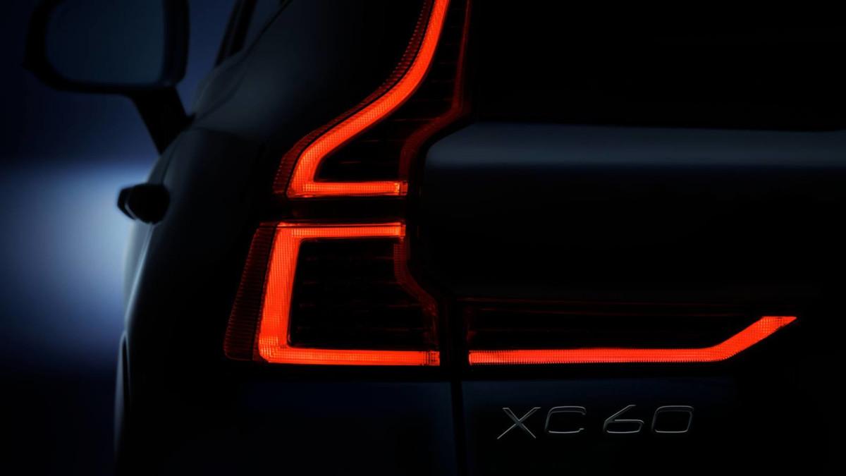 Новый кроссовер Volvo XC60 рассекречен перед премьерой в Женеве