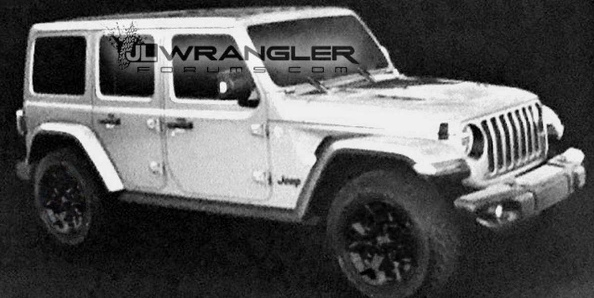 Новый Jeep Wrangler рассекретили вглобальной web-сети без камуфляжной защиты