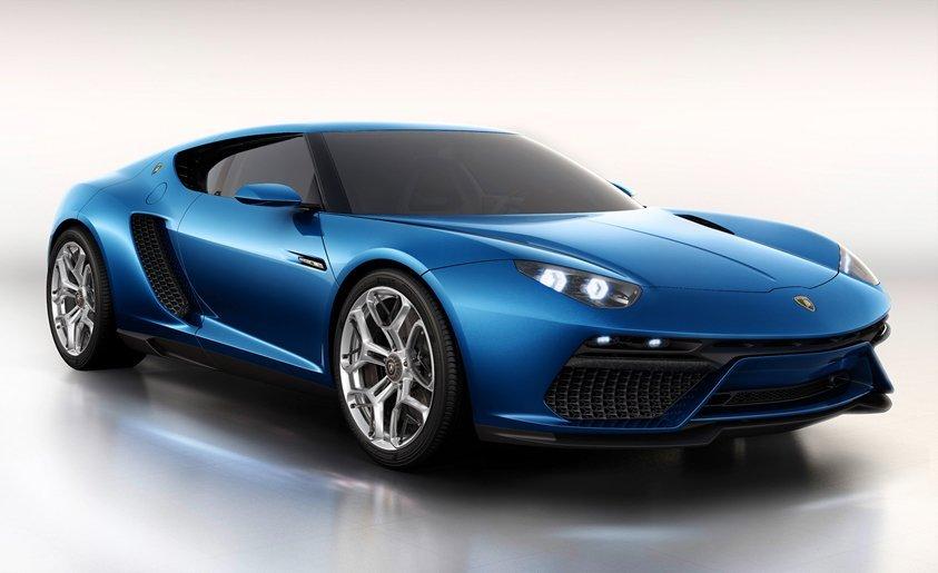 Первый электромобиль Lamborghini появится к 2025 году