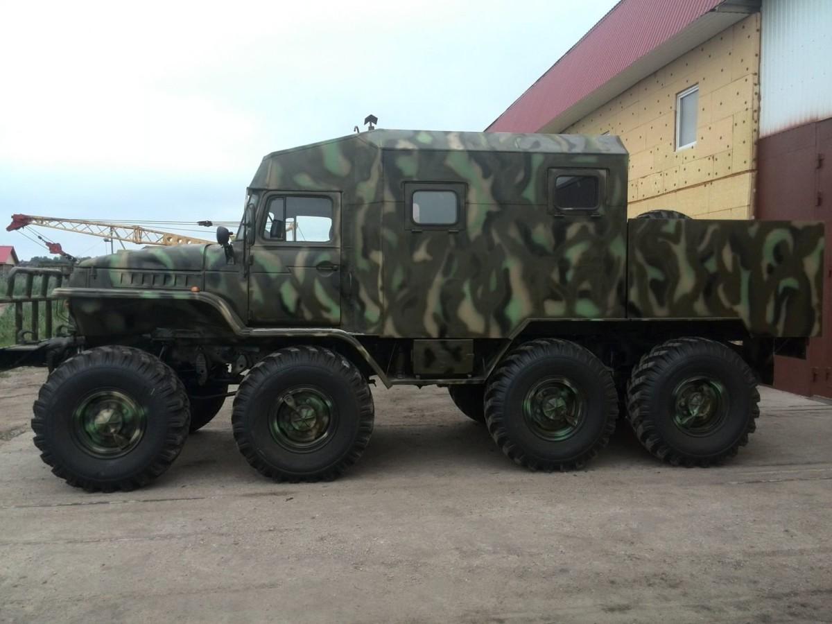 «Урал-375»