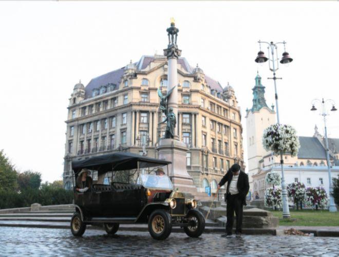 Во Львове запустят ретро-туры на электрокарах