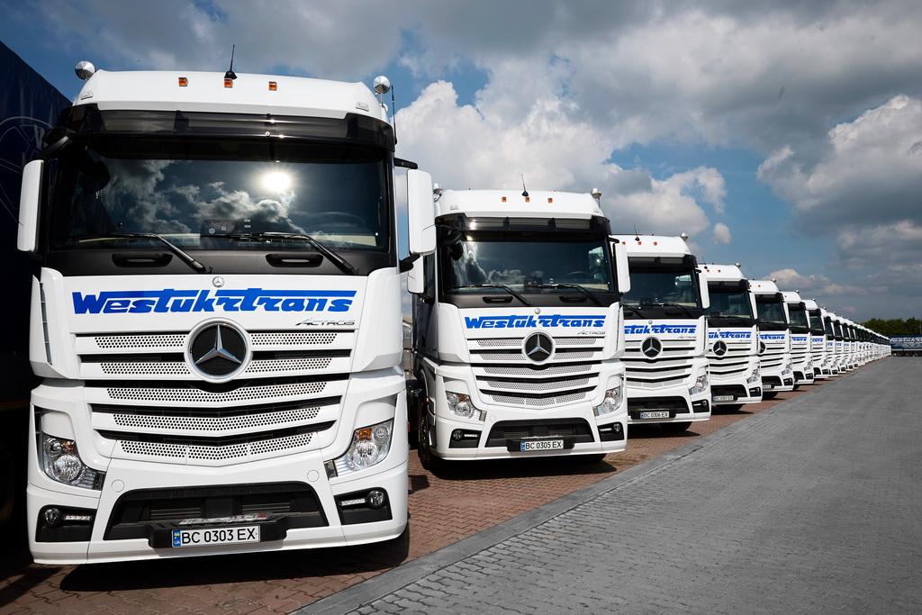 Mercedes-Benz Actros Евро 6