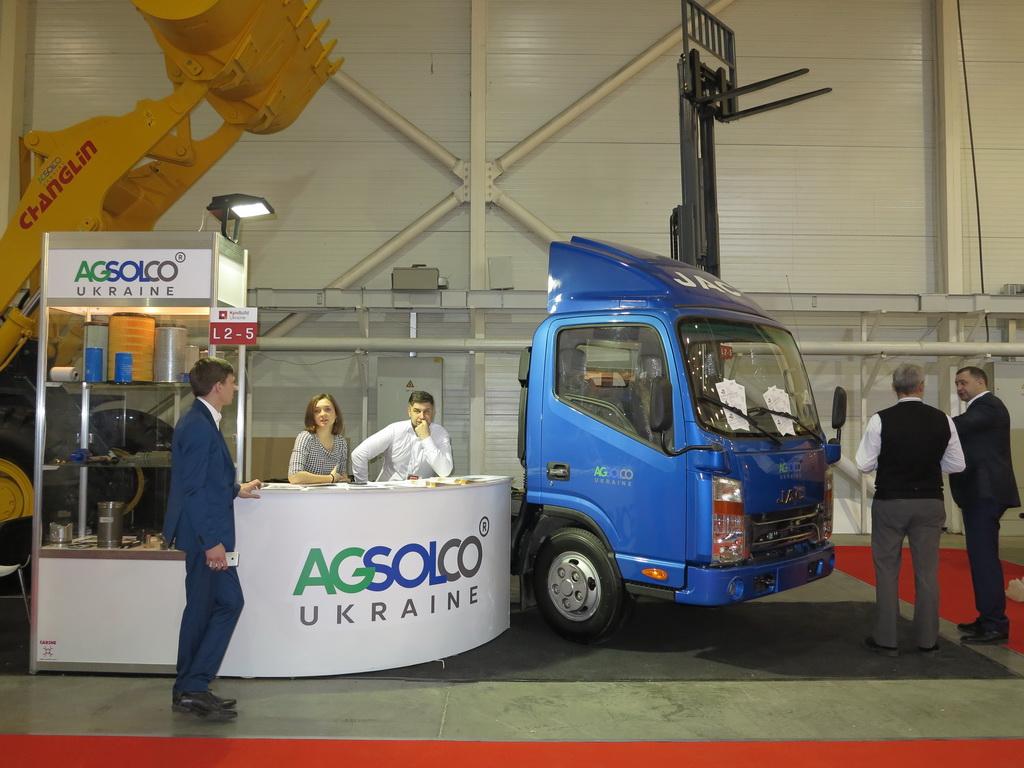 грузовик JAC N56