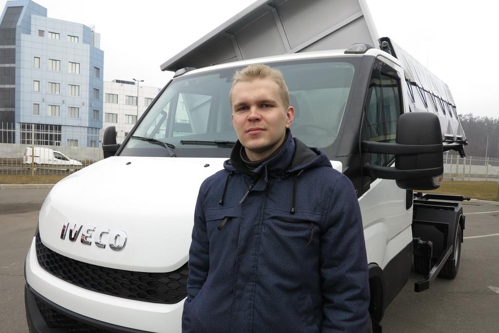 Святослав Вовк Представитель компании АМАКО