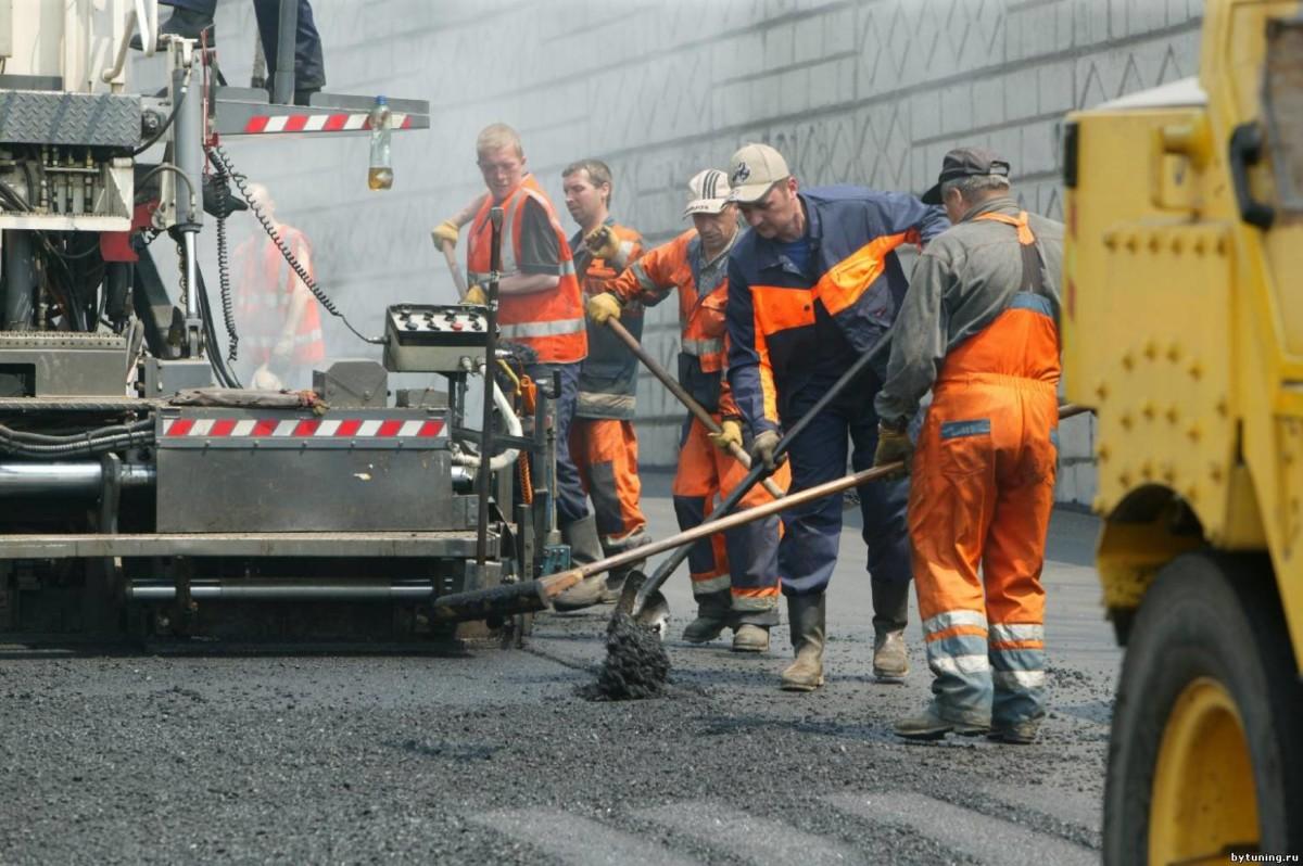 Укравтодор планирует отремонтировать 30 тыс. км дорог