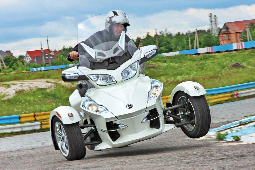 BRP Can-Am Spyder RT Limited