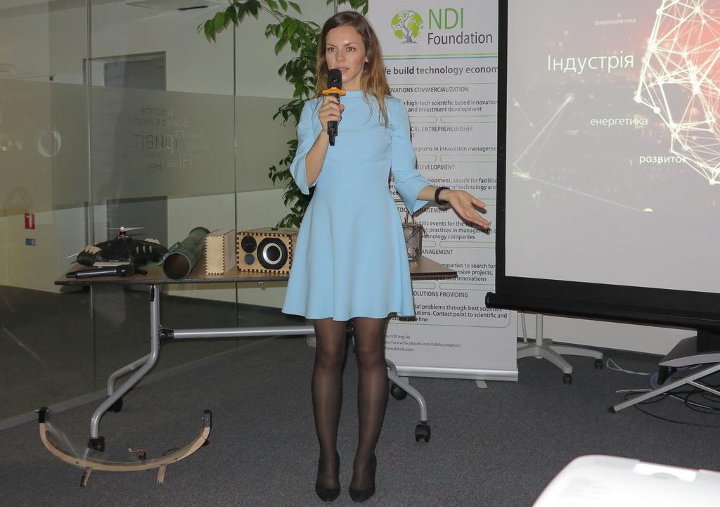 Мириам Драгина Журналист, радиоведущая, член жюри Tech Today Awards