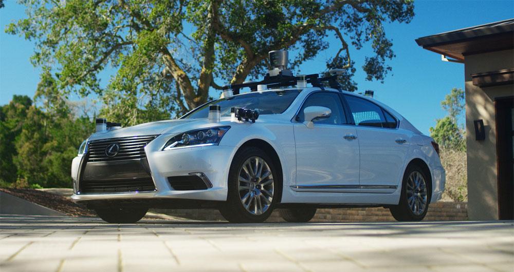 Автопилот Lexus способен копировать стиль вождения владельца