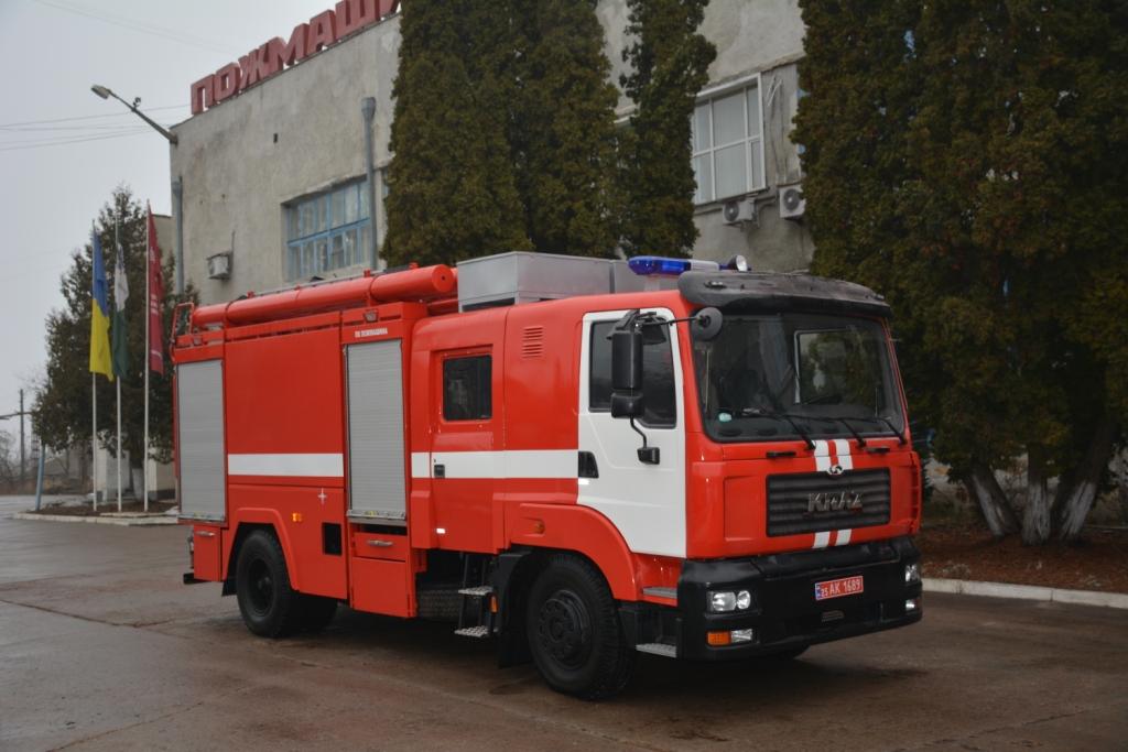 Автоцистерна АЦ-7-40