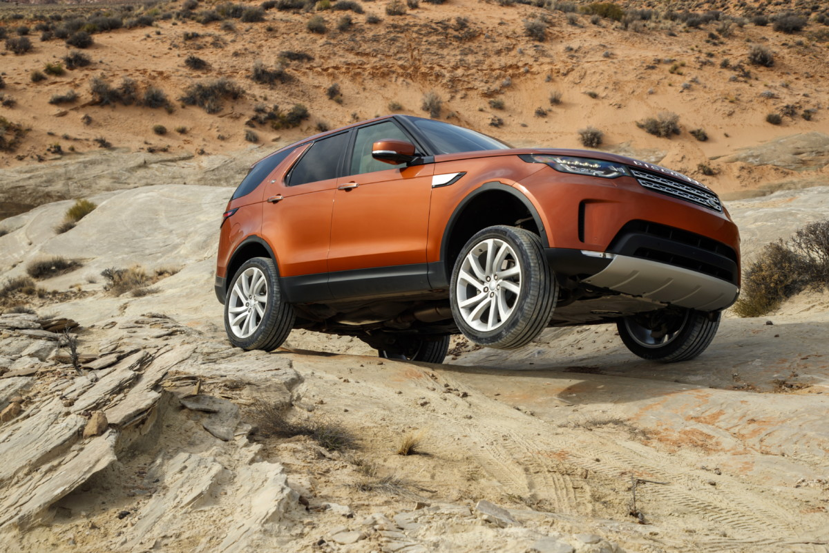 LR Discovery