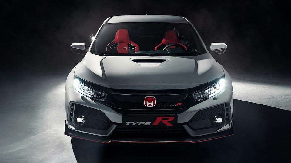 Honda Civic Type R 2018