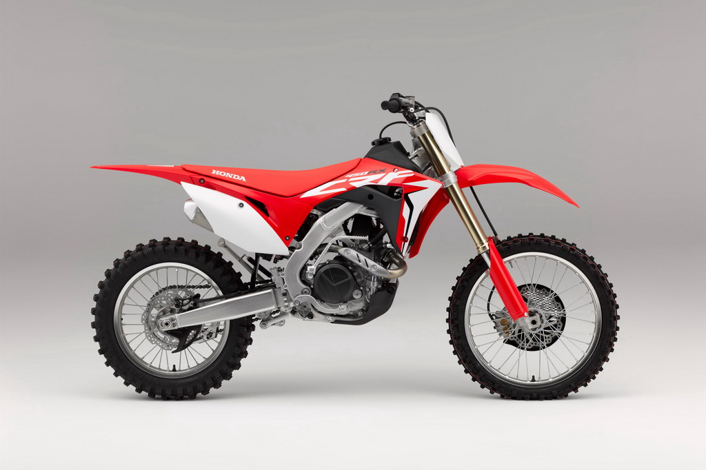 2017 Honda CRF450RX