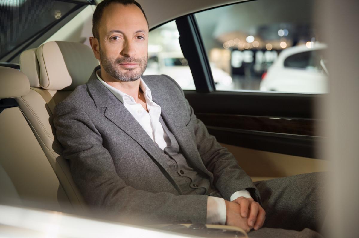 Основным дизайнером Инфинити стал Карим Хабиб из БМВ