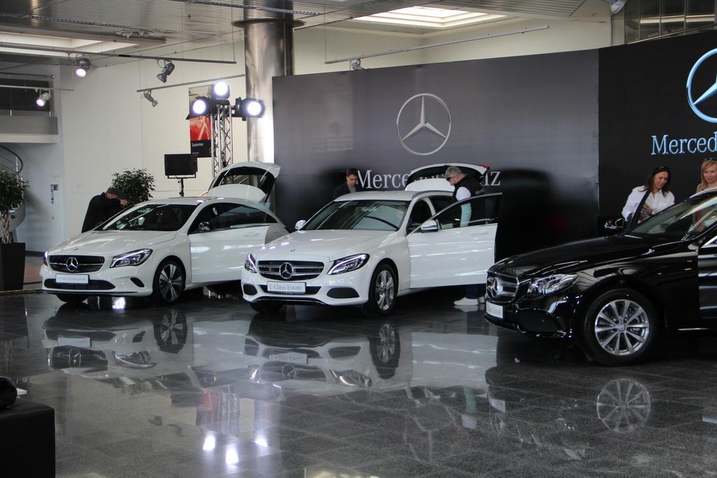 Mercedes-Benz Estate