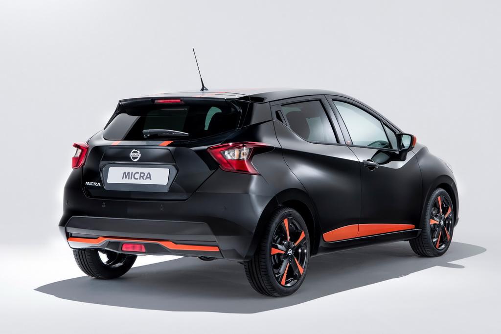 Nissan представил в Женеве «музыкальную» версию Micra BOSE ...